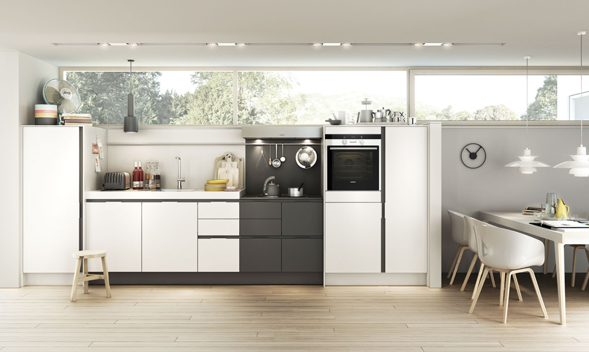 siematic s3 siematic k chenstudio in rostock. Black Bedroom Furniture Sets. Home Design Ideas